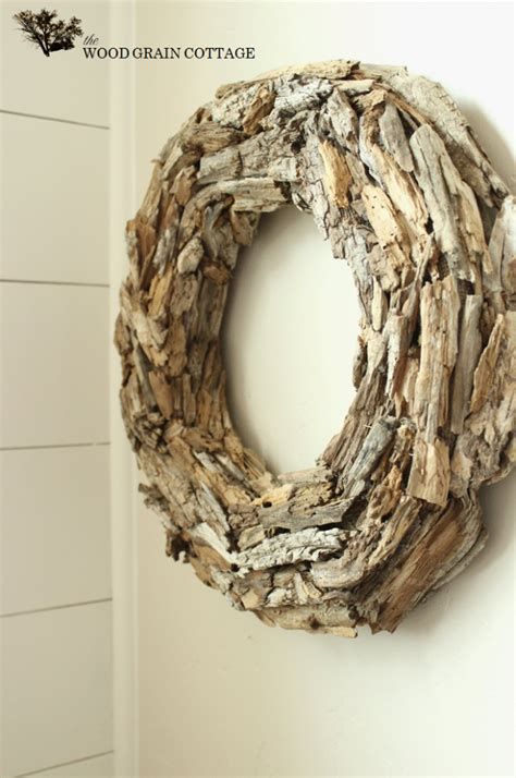 Driftwood Wreath  The Wood Grain Cottage. Walk In Shower Cost. Amazing Bathtubs. Laundry Marker. Furniture. Unique Curtains. Rod Iron Railing. Hot Tub Room. Tiny Kitchens
