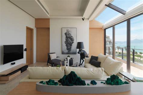 modern beach front luxury apartment huizhou china