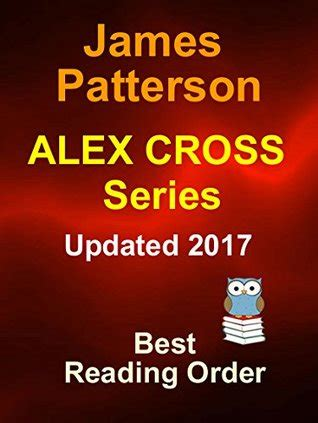 james patterson alex cross series  reading order
