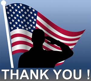 Clipart - Memorial Day - Thank You!