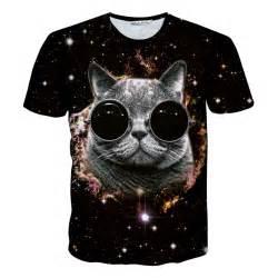 cat shirt get cheap galaxy cat shirt aliexpress