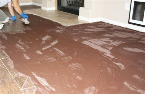 tile flooring how to wood grain tile flooring that transforms your house the construction academy
