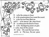 Valentine Coloring Poems Valentines Poem Christian Pages Jesus Bible Crafts Sunday Sayings Box Children Church Cards Gems Treasure Craft Activities sketch template