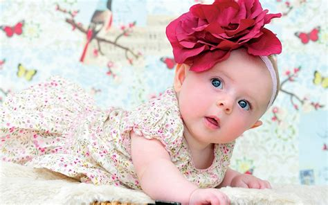 Cute Baby Girl Pictures Wallpapers (67+ Images