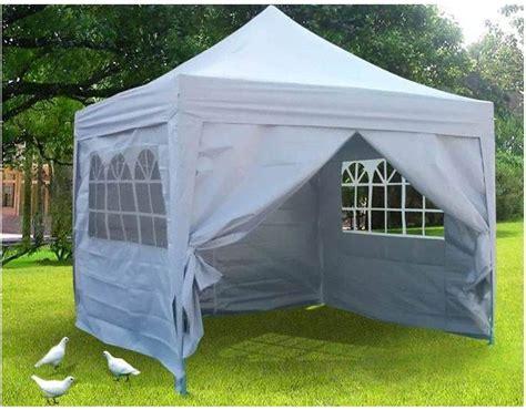 stock    ez pop  canopy gazebo party wedding tent ys ct    tents  sports
