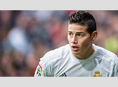Paper Chase Manchester United target Real Madrid's James