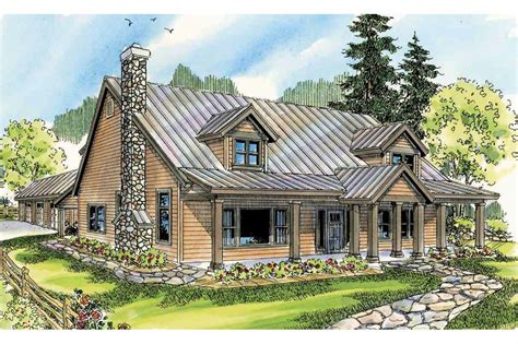 cabin style home lodge style house plans elkton 30 704 associated designs