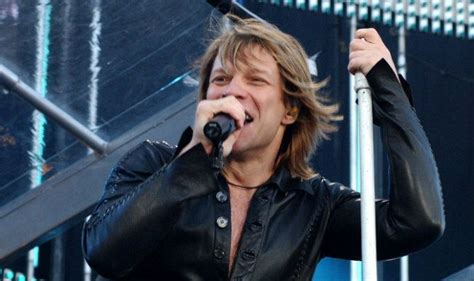 Jon Bon Jovi Mother John Was Chosen