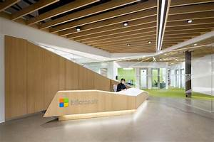 A Tour Of Microsoft's Sleek New Vancouver Office ...