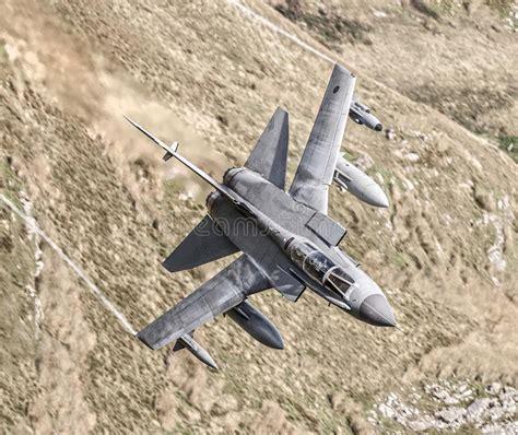 Raf Tornado Fighter Jet Stock Photo