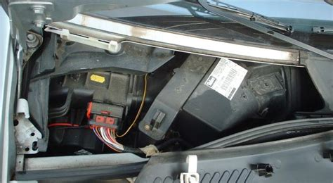 probleme ventilation dhabitacle renault scenic  phase