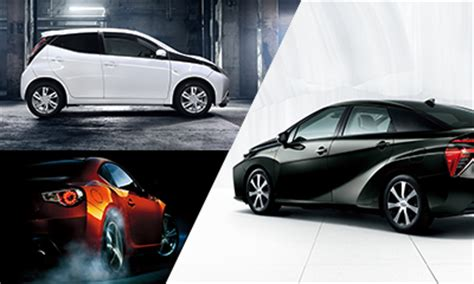 toyota company cars toyota motor corporation global website