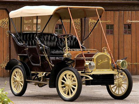 GMC Car : 1905 Buick
