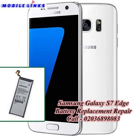 samsung galaxy  edge battery replacement repair  east