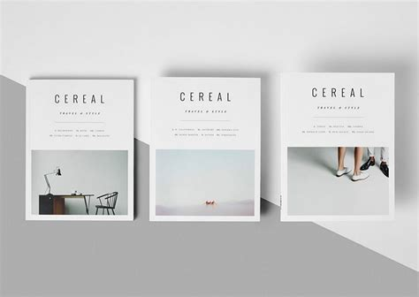 style home design cereal travel style magazine