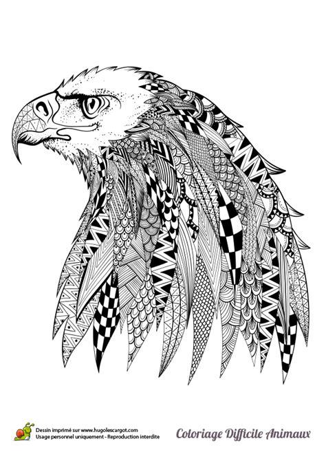 jeux de cuisine enfants dessin à colorier d 39 une tête d 39 aigle