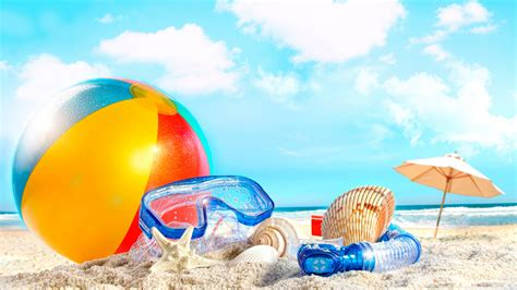 summer vacation at sea wallpapers and images wallpapers