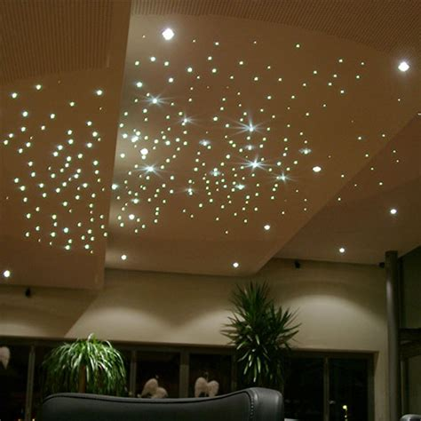 fibre optic ceiling lighting kit fiber optic ceiling kit 5w twinkle fiber optic