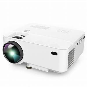 Dbpower T21 Led Projector Review  U2013 The Gadgeteer