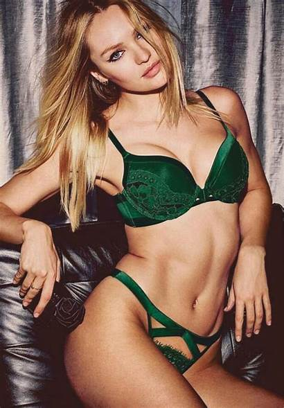 Lingerie Candice Swanepoel Instagram Influential Crowned African