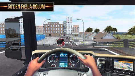 Euro Truck Simulator 2018 İndir  Android Için Kamyon