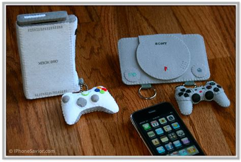 iphone savior xbox 360 and playstation iphone cases voted best of 2009