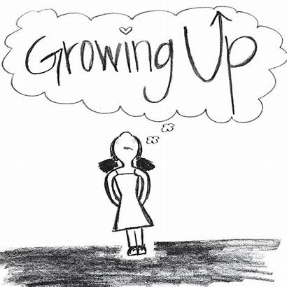 Growing Grow Change Person Before Changes Parents