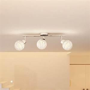 Glühlampe Als Lampe : lampe deckenbeleuchtung deckenlampe 3 gl hlampe g nstig kaufen ~ Markanthonyermac.com Haus und Dekorationen