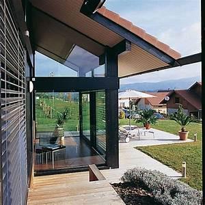 9 photos de verandas et verrieres qui ont de l39idee cote With maison avant apres renovations exterieures 10 conception dune renovation exterieure et dune terrasse