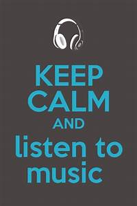 Keep Calm Play Music Quotes. QuotesGram