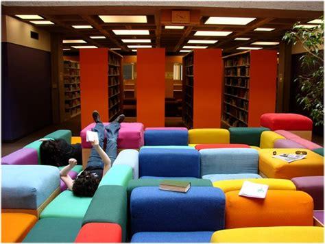 Brodart Modern, Comfortable, Stylish Library Seating