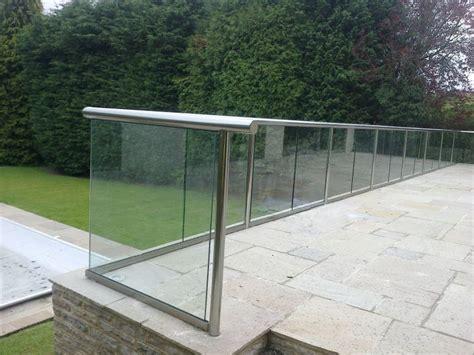 Glass Railing Patio