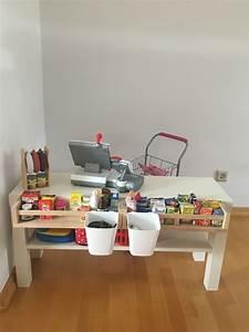 Ikea Spielzeug Küche : kaufmannsladen selbstgemacht das ist die anfangsidee f r unseren begonnen haben wir mit der tv ~ Yasmunasinghe.com Haus und Dekorationen