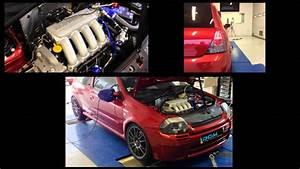 Renault Clio 2 Rs Kit Turbo Dgm  Base Ktec