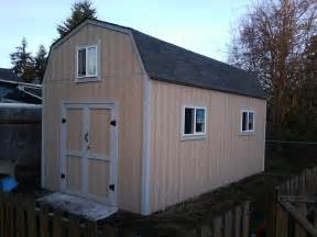 affordable storage sheds barn style sheds