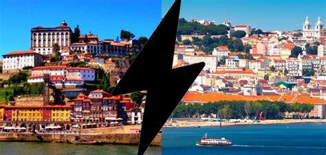 Lisbon Porto by Lisbonne Ou Porto