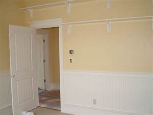 Waterproof beadboard for better inspiration the clayton for Water resistant wainscoting for bathroom