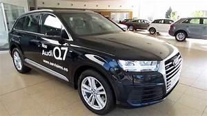 Audi Q7 Sport : audi q7 3 0tdi 272cv quattro tiptronic sport sline youtube ~ Medecine-chirurgie-esthetiques.com Avis de Voitures