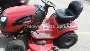 Craftsman Riding Lawn Mower Model 917 288520 Deck Belt