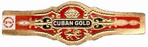 Buy & Sell vintage Cuba Cigar Bands > Cuban Gold Cigar ...