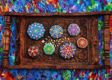 Eine Farbenfrohe Zimmer Und Gartendeko Mit Steinen by Eine Farbenfrohe Zimmer Und Gartendeko Mit Steinen
