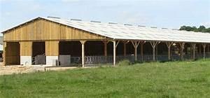 Batiment En Kit Bois : constructeur et fabricant de b timent agricole en bois ~ Premium-room.com Idées de Décoration