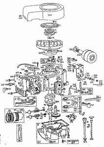 8 Best Images Of Briggs And Stratton Ohv Engine Parts