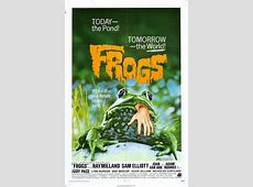 Classic Film and TV Café Ray Milland vs an Army of Frogs