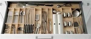 Rangement Ustensile Cuisine : rangements pratiques pour la cuisine astuces bricolage ~ Melissatoandfro.com Idées de Décoration
