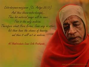 Material World | Spiritual Quotes By ISKCON Desire Tree