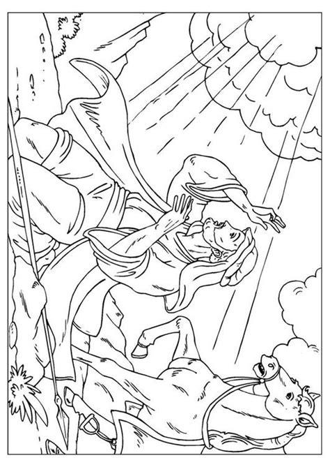 Kleurplaat Paulus Schipbreuk by Kleurplaat Paulus Ziet Het Licht Afb 25919