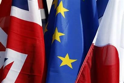French Flag Britain France British Eu European