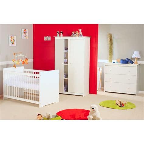 chambre grain d orge chambre bébé complète grain d 39 orge 60x120 blanc blanc