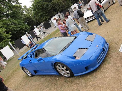 Special thanks to owner chris hrabalek for the loan of his eb 110 ss. 1992 Bugatti EB110 SS | 2010 Goodwood Festival of Speed | Flickr